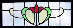 Stained Glass Window-Leaded Light-Copyright © 2009 easyboo.com Ltd